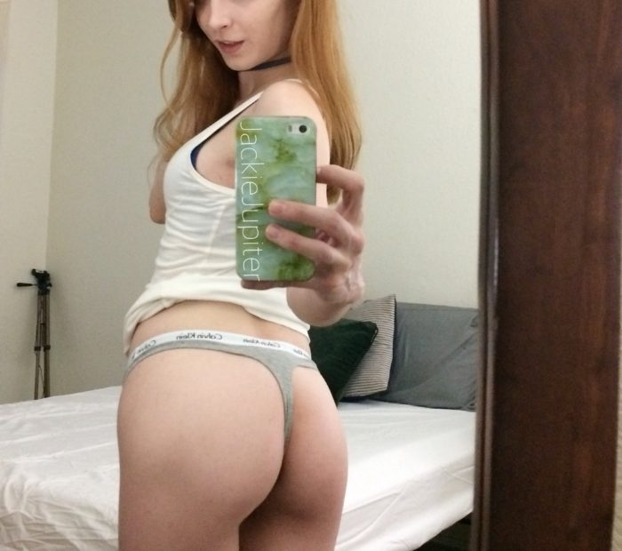 Get Sizzling Hot Camgirl Jackie Jupiter's Private Snapchat for Exclusive Naked Fun